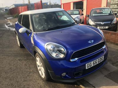 MINI Paceman SUV 1.6 Cooper S ALL4 3dr