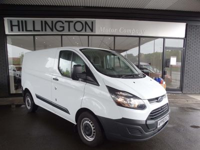 Ford Transit Custom Panel Van 2.2 TDCi 290 L2 H1 5dr