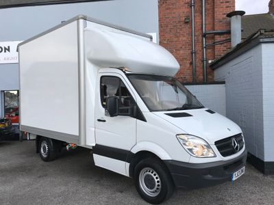 Mercedes-Benz Sprinter Chassis Cab 2.1 CDI 316 Chassis Cab 2dr SWB