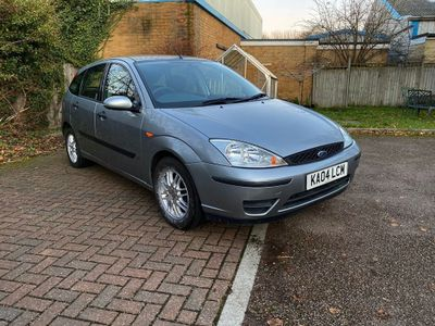 Ford Focus Hatchback 1.8 i 16v LX 5dr (sun roof)