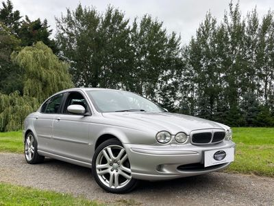 Jaguar X-Type Saloon 3.0 V6 Sport Premium (AWD) 4dr
