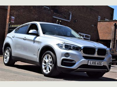 BMW X6 SUV 3.0 30d SE Auto xDrive (s/s) 5dr