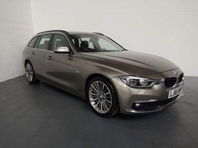 BMW 3 Series Estate 2.0 320d Luxury Touring Auto (s/s) 5dr