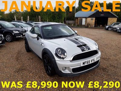 MINI Coupe Coupe 1.6 Cooper S 2dr
