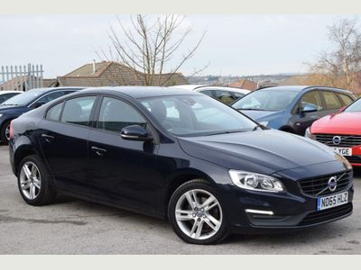 Volvo S60 Saloon 2.0 D3 Business Edition Auto (s/s) 4dr