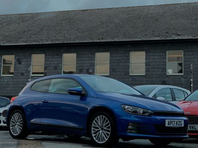 Volkswagen Scirocco Coupe 1.4 TSI GT (s/s) 3dr