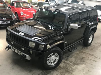 HUMMER H3 SUV 3.7 Luxury 5dr