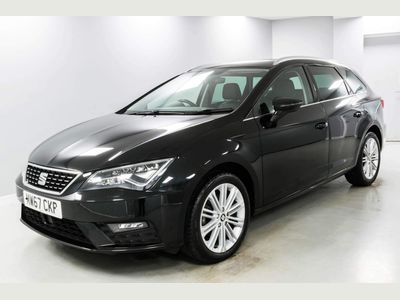 SEAT Leon Estate 2.0 TDI XCELLENCE Technology ST (s/s) 5dr