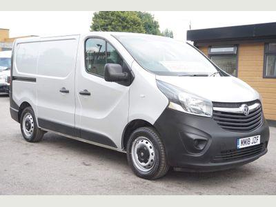Vauxhall Vivaro Panel Van 1.6 CDTi 2900 L1 H1 EU6 (s/s)