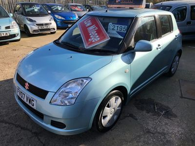 Suzuki Swift Hatchback 1.3 GL 5dr