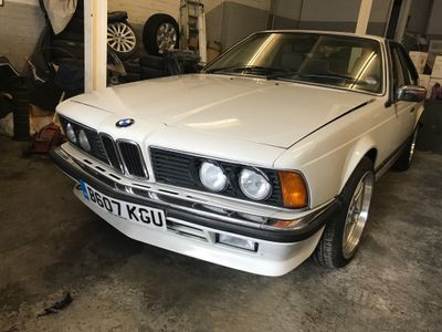 BMW 6 Series Coupe 3.4 635CSi 2dr