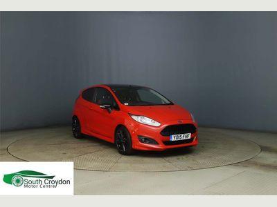 Ford Fiesta Hatchback 1.0 EcoBoost Zetec S Red Edition (s/s) 3dr