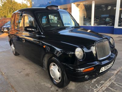 London Taxis International TXII Unlisted