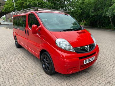 Vauxhall Vivaro Other 2.0 CDTi ecoFLEX 2900 Combi 4dr (9 Seats, LWB, EU5)