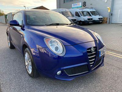 Alfa Romeo MiTo Hatchback 1.4 16v Sprint 3dr
