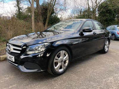 Mercedes-Benz C Class Saloon 2.1 C220d SE Executive Edition G-Tronic+ (s/s) 4dr