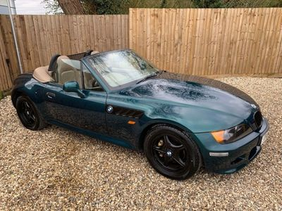 BMW Z3 Convertible STUNNING BMW Z3 2.8 Sports, Wide Body Roadster Convertible, *VERY LOW MILEAGE*