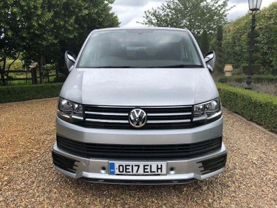 Volkswagen Transporter Shuttle Other 2.0 BiTDI BlueMotion Tech SE Shuttle DSG FWD (s/s) 5dr