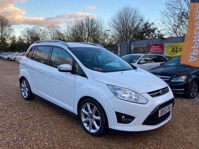 Ford Grand C-Max MPV 2.0 TDCi Titanium Powershift 5dr