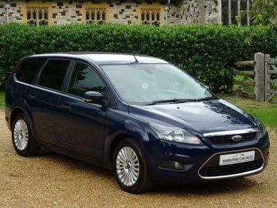 Ford Focus Estate 1.6 TDCi DPF Titanium 5dr