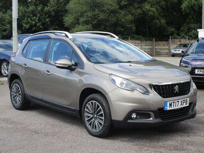 Peugeot 2008 SUV 1.2 PureTech Active ETG (s/s) 5dr