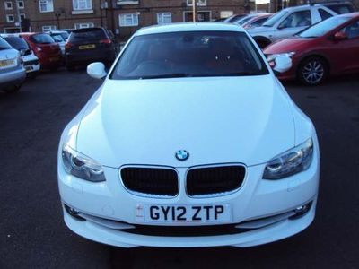 BMW 3 Series Coupe 2.0 318i SE 2dr