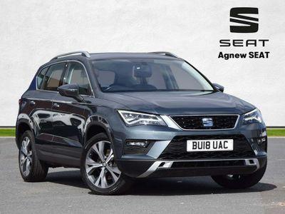 SEAT Ateca SUV 1.6 TDI Ecomotive SE Technology (s/s) 5dr