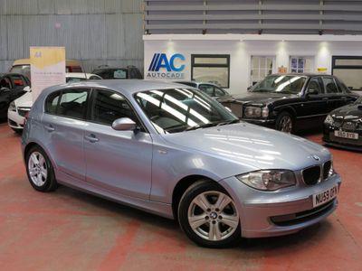BMW 1 Series Hatchback 2.0 118i SE 5dr