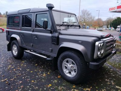 Land Rover Defender 110 SUV 2.2 D DPF XS (7 Seats) Station Wagon 5dr