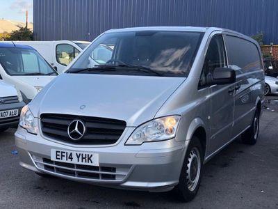 Mercedes-Benz Vito Panel Van 2.1 116CDI Sport Long Panel Van LWB 5dr (EU5)