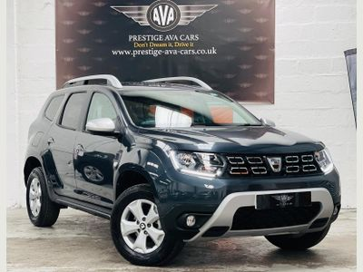 Dacia Duster SUV 1.3 TCe Comfort (s/s) 5dr