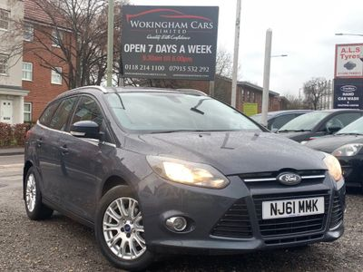 Ford Focus Estate 1.6 Ti-VCT Titanium 5dr