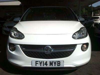 Vauxhall ADAM Hatchback 1.2 ecoFLEX 16v JAM (s/s) 3dr