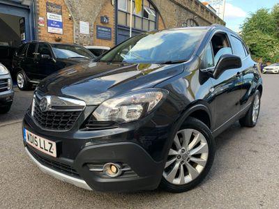 Vauxhall Mokka Hatchback 1.6 i SE (s/s) 5dr