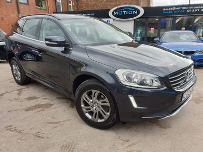 Volvo XC60 SUV 2.0 D4 SE Nav Geartronic 5dr