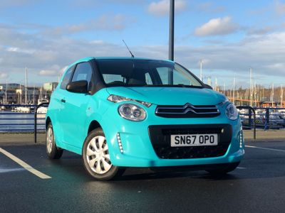 Citroen C1 Hatchback 1.0 VTi Touch 3dr