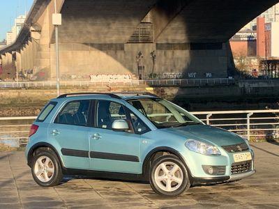 Suzuki SX4 Hatchback 1.6 GLX 5dr
