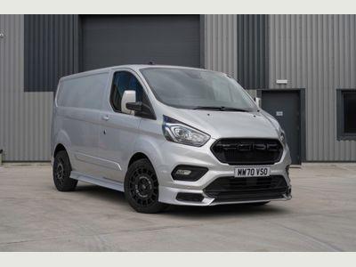Ford Transit Custom Panel Van 2.0 300 EcoBlue Limited Auto L1 H1 EU6 (s/s) 5dr