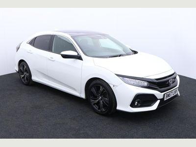 Honda Civic Hatchback 1.6 i-DTEC EX (s/s) 5dr