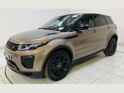 Land Rover Range Rover Evoque SUV 2.0 TD4 HSE Dynamic 4WD (s/s) 5dr