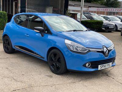 Renault Clio Hatchback 1.2 16V Dynamique MediaNav 5dr
