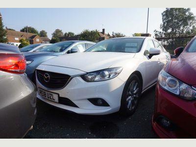 Mazda Mazda6 Saloon 2.0 SKYACTIV-G SE Nav (s/s) 4dr