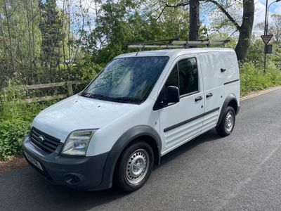 Ford Transit Connect Panel Van 1.8 TDCi T220 Panel Van SWB 4dr