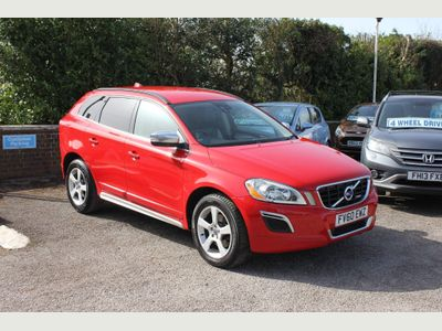 Volvo XC60 SUV 2.0 D3 R-Design Geartronic 5dr
