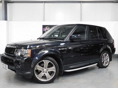 LAND ROVER RANGE ROVER SPORT SUV 3.0 SD V6 HSE 4X4 5dr