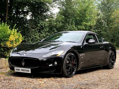 Maserati Granturismo Coupe 4.7 V8 Sport MC Shift 2dr