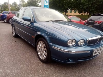 Jaguar X-Type Saloon 2.5 V6 (AWD) 4dr