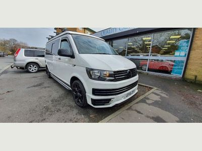 Volkswagen Transporter Campervan 2.0 TDI T28 BlueMotion Tech LWB EURO 5 (102 ps)