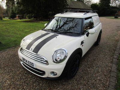MINI Clubvan Other 2.0 Cooper D (Vision Pack) Auto 5dr