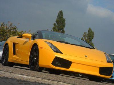 Lamborghini Gallardo Convertible Spyder 2dr E Gear